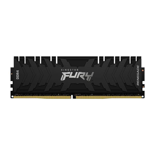 Imagen de Kingston Fury Renegade RGB 16gb DDR4 3200 KF432C16RB1A/16