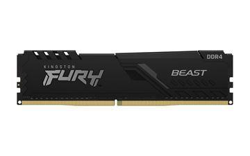 Imagen de Kingston Fury Beast 16gb DDR4 2666 KF426C16BB/16