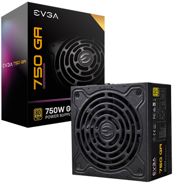 Imagen de EVGA SuperNOVA GA 750w 80 Plus Gold Pcie 6 x 8 220-GA-0750-X1