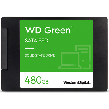 Imagen de Western Digital Ssd 480 Gb Sata WDS480G2G0A