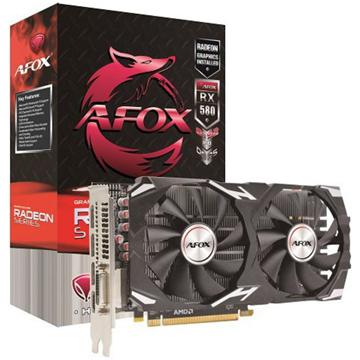 Imagen de Afox Radeon Rx 580 8gb Ddr5