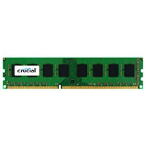 Imagen de Memoria Crucial Ddr3 4gb 1600 Cl11 1.35