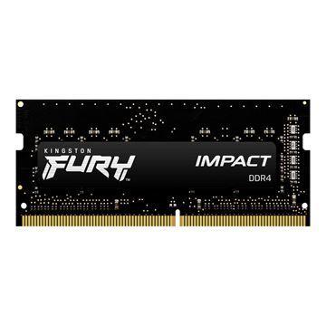 Imagen de Kingston Impact 8GB DDR4 Sodimm 2666 KF426S15IB/8 Notebook