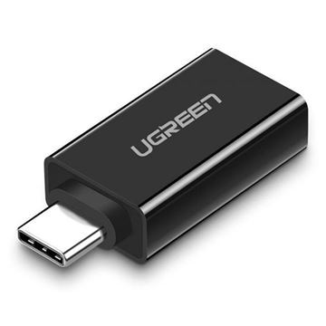 Imagen de Cable Ugreen Usb-c 3.1 Macho A Usb 3.0 Hembra Otg