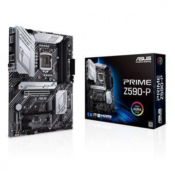 Imagen de Asus PRIME Z590-P Intel 1200