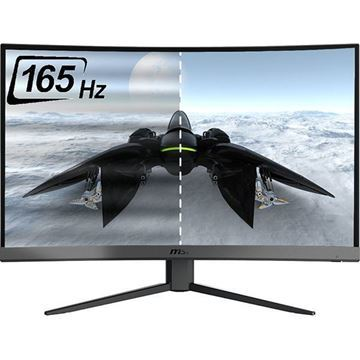 Imagen de MSI 27 Curvo serie G Optix G27C4 165hz
