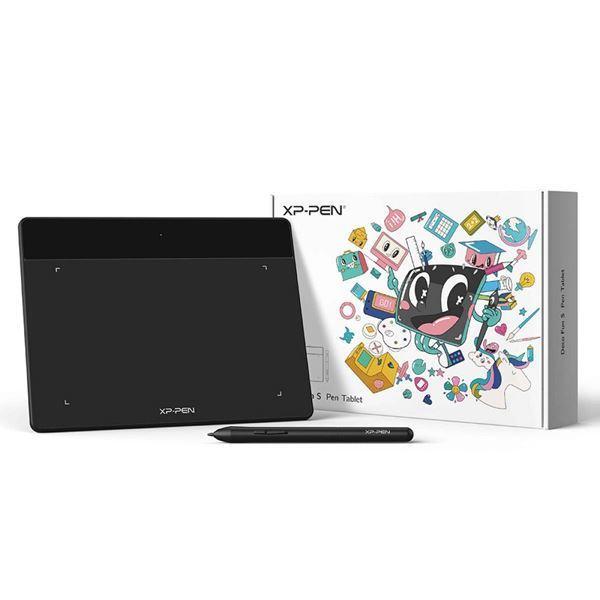 Imagen de Tableta Digitalizadora Xp-pen Deco Fun L Black