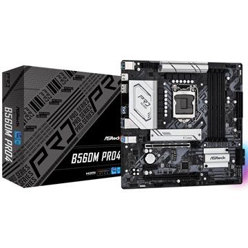 Imagen de Asrock B560m Pro4 Intel 1200