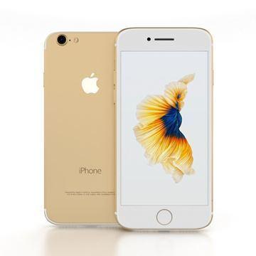 Imagen de Celular Apple Iphone 7 128gb C.g Gold Preowned