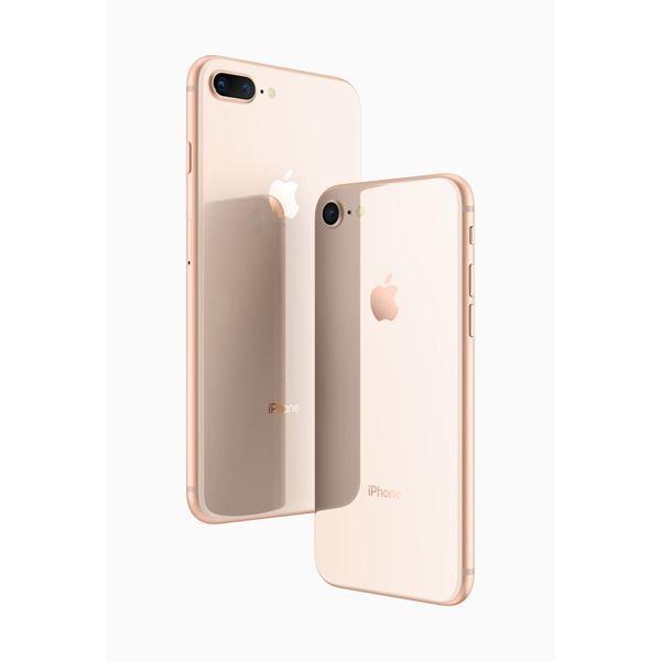 Imagen de Celular Apple Iphone 8 Plus 64gb Gold Preowned